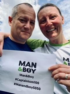 Team Man&Boy 2021 Fundraising Image