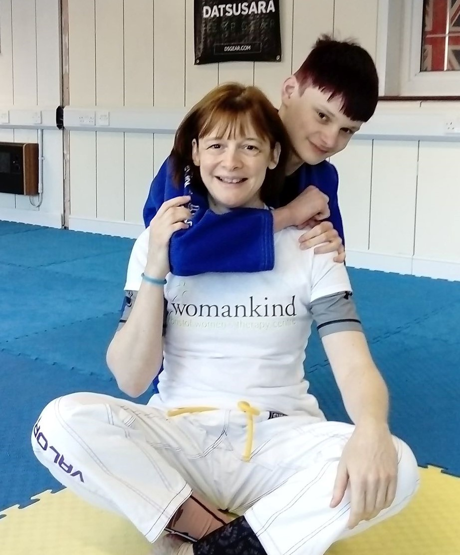Tracey & Matt's GrappleThon fundraising page